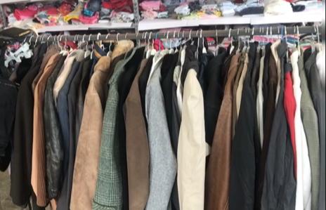 donació si la teva entitat precisa roba, la tens! grup llumm