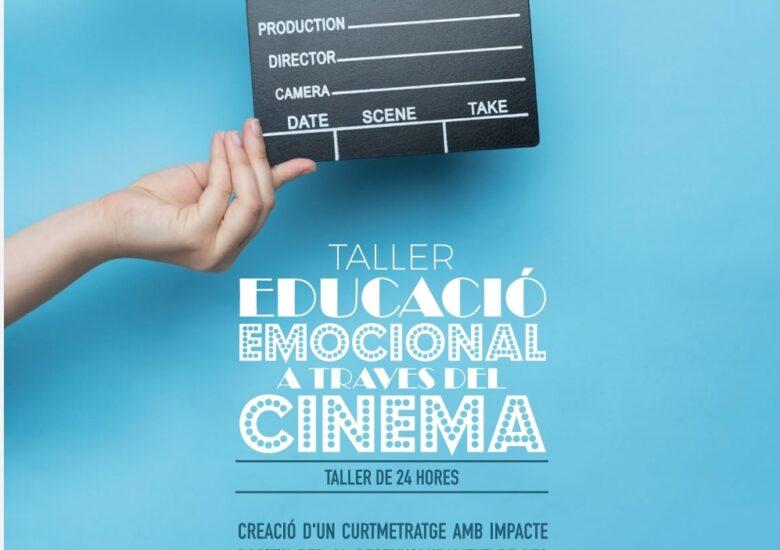 donació taller educació emocional a través del cinema