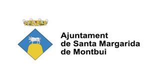 logotip ajuntament de santa margarida de montbui