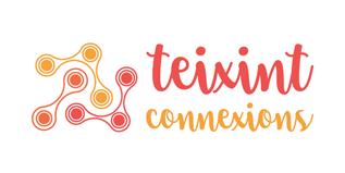 logotip teixint connexions
