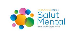 logotip associació per la salut mental baix llobregat nord