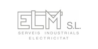 logotip elm serveis industrials electricitat