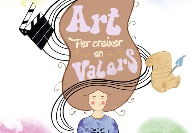 art per creixer en valors donacions